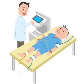 イラスト-検査-動脈硬化